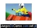 Jugar El Competir con De la Bici Del Fango